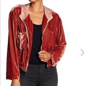NWT Young Fabulous and Broke Jacket